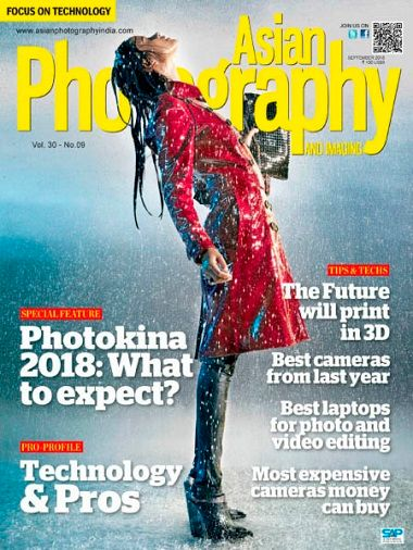 Asian Photography – September 2018