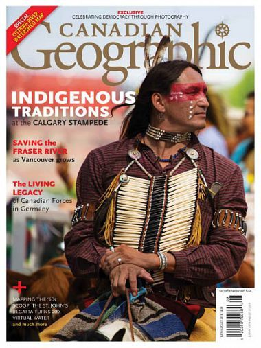 Canadian Geographic – July/August 2018