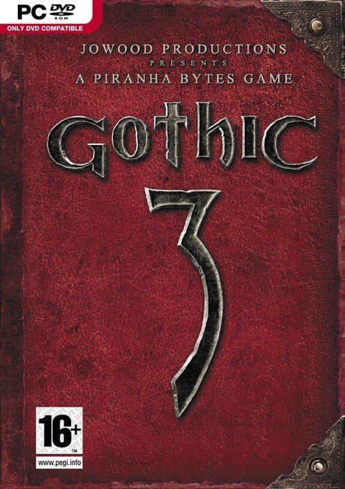 Gothic 3 v1.64 - GoG / PoLska Wersja Językowa