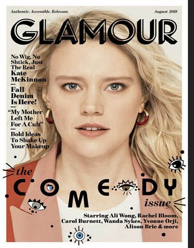 Glamour USA – August 2018