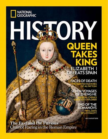 National Geographic History – July/August 2018