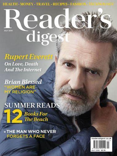 Reader's Digest UK – July 2018