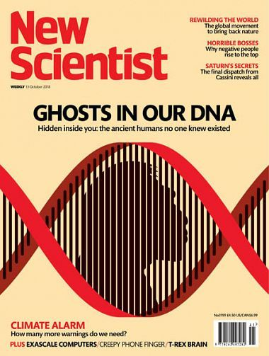 New Scientist International Edition – October 13, 2018