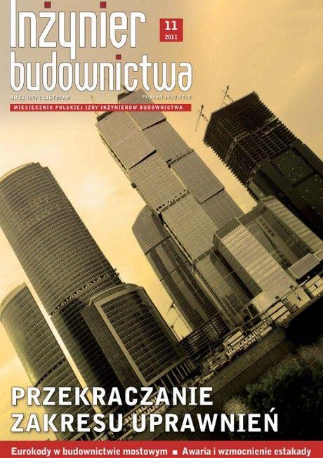 Inżynier Budownictwa 11/2011