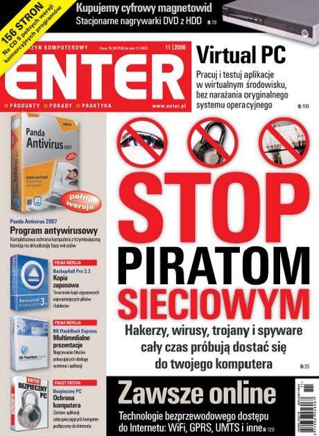 Enter Polska 11/2006