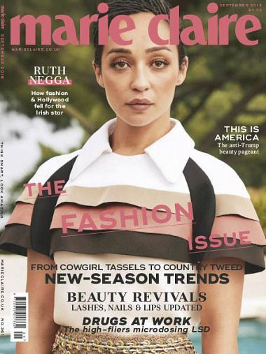 Marie Claire UK – September 2018