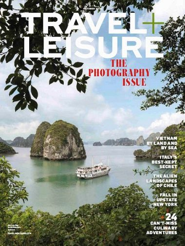 Travel+Leisure USA – October 2018