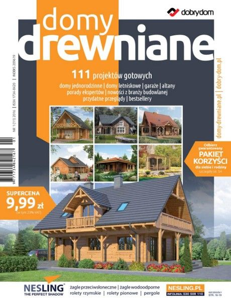 Dobry dom - Domy Drewniane 2016