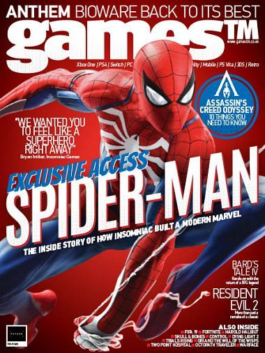 GamesTM – Issue 203 2018