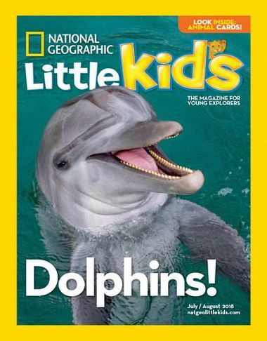 National Geographic Little Kids – July 2018