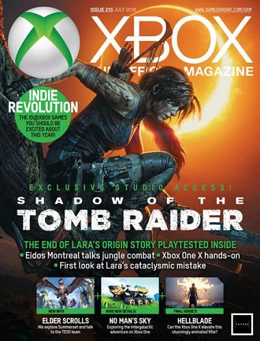 Official Xbox Magazine USA – July 2018
