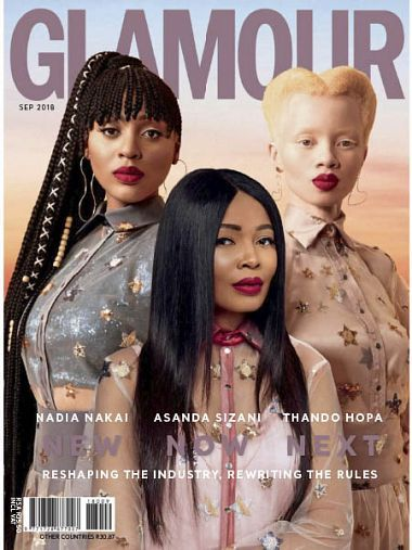 Glamour South Africa – September 2018