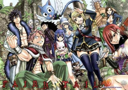 Fairy Tail 3 - SeriaL [2018/HD/MP4]  Napisy PL