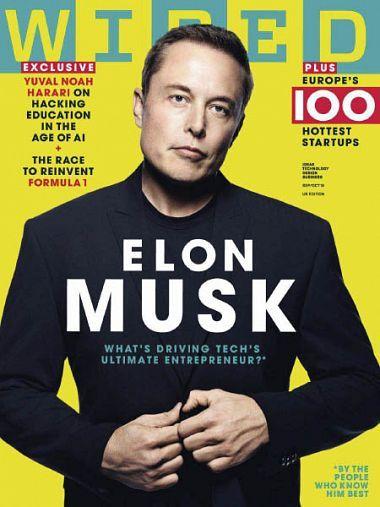 Wired UK – September/October 2018