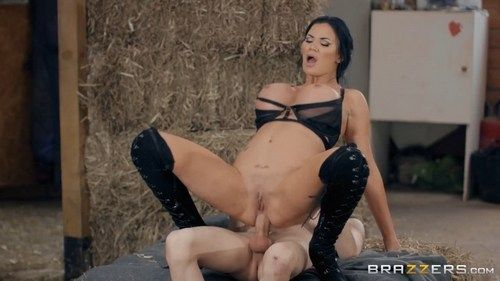 Milfs Like It Big - Horsing Around With The Stable Boy (MP4/FullHD)