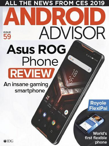 Android Advisor – Issue 59 2019