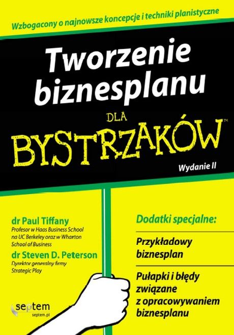 Tworzenie biznesplanu Dla Bystrzaków