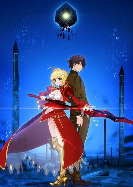 Fate/Extra Last Encore - SeriaL  [2018/HD/MP4]  Napisy PL