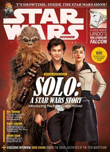 Star Wars Insider – Issue 181 2018