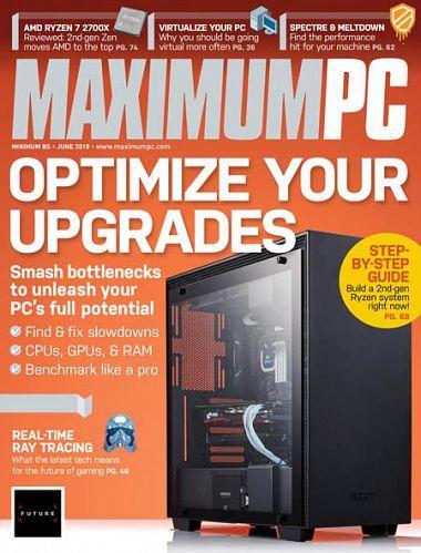 Maximum PC – June 2018