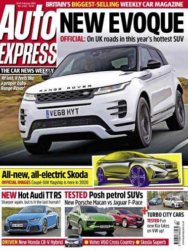 Auto Express – February 13, 2019
