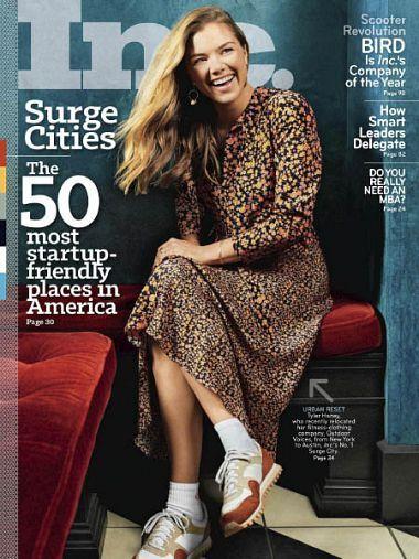 Inc. Magazine – Winter 2018-2019