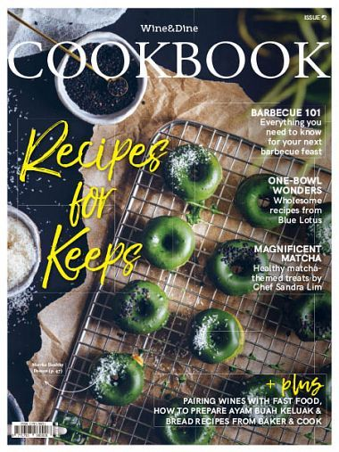 Wine & Dine Cookbook – Issue 2 2018