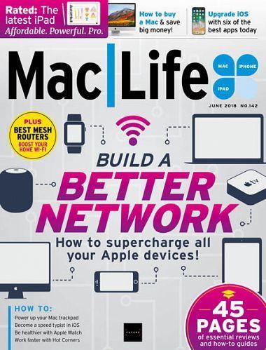 Mac Life USA – June 2018