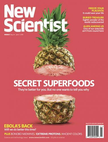 New Scientist – May 26, 2018