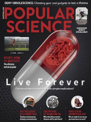 Popular Science Australia – June 2018