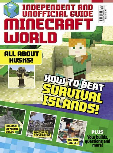 Minecraft World Magazine – June 2018