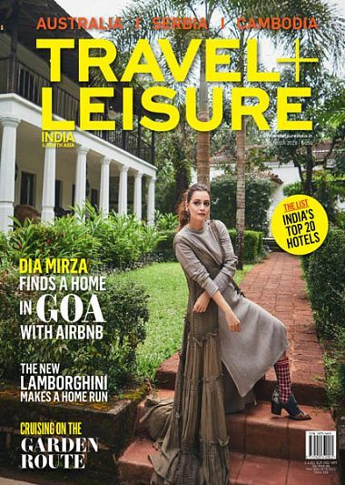 Travel+Leisure India – November 2018