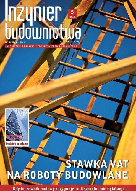Inżynier Budownictwa 5/2013