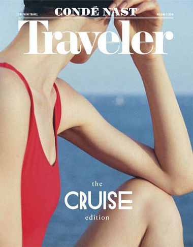 Conde Nast Traveler USA – Volume V 2018