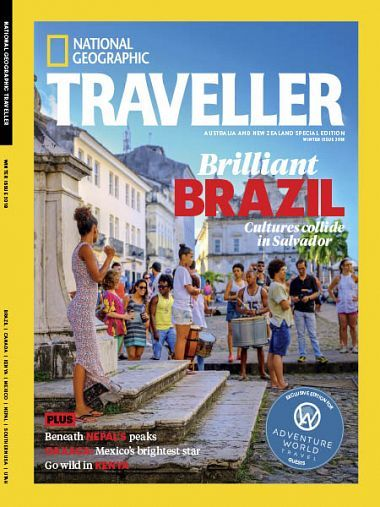 National Geographic Traveller Australia and New Zealand – Winter 2018