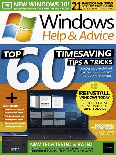 Windows Help & Advice – November 2018