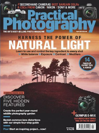 Practical Photography – April 2019