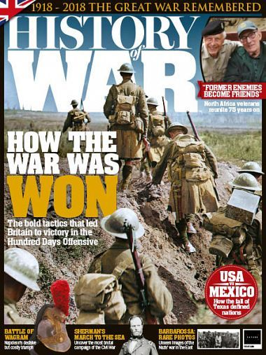 History of War – Issue 58 2018