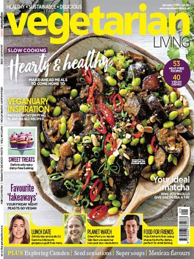 Vegetarian Living – January 2019