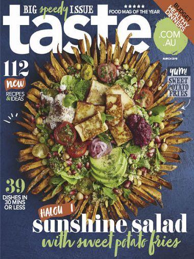 Taste.com.au – March 2019