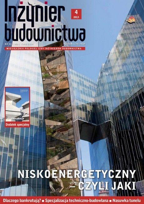Inżynier Budownictwa 4/2013