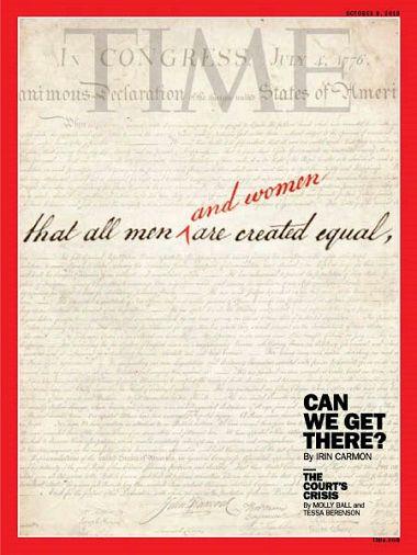 Time USA – October 08, 2018