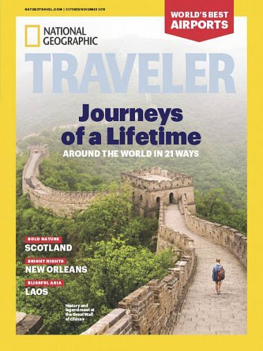 National Geographic Traveler USA – October 2018