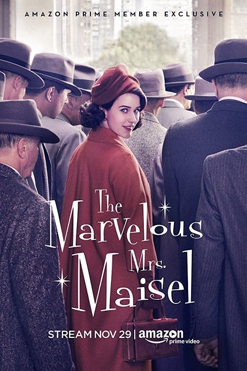 The Marvelous Mrs. Maisel (2017) {Sezon 01} PLSUBBED.480p.WEB.XviD.AC3-AX2 / Napisy PL