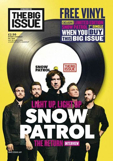 The Big Issue – May 28, 2018