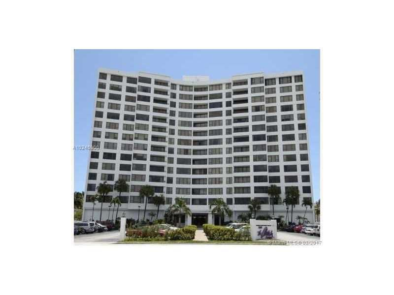 Alexander Towers for Sale - 3505 S Ocean Dr, Unit 1104, Hollywood 33019, photo 1 of 9