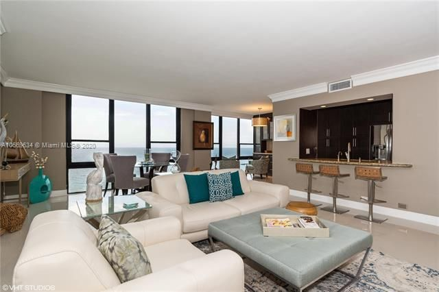 Alexander Towers for Sale - 3505 S Ocean Dr, Unit 1112, Hollywood 33019, photo 5 of 16