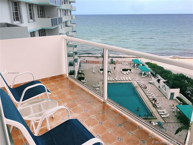 Sea Air Towers for Sale - 3725 S Ocean Dr, Unit 912, Hollywood 33019, photo 13 of 34
