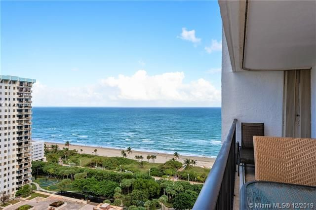 Summit for Sale - 1201 S Ocean Dr, Unit 2109S, Hollywood 33019, photo 1 of 35