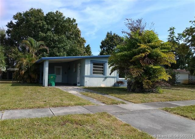 Browardale 1st Addition for Sale - 3341 NW 5th Pl, Lauderhill 33311, photo 1 of 9